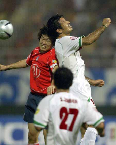 亚洲杯伊朗4 3韩国 阿里 代伊老当益壮