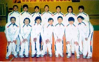 上海东方女子排球俱乐部