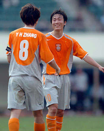 2005年深圳健力宝_