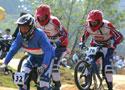 十运男子自行车BMX瞬间