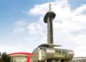 南京奥体中心十二景