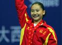 北京张楠获得自由操冠军