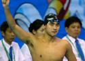 200米混合泳曲敬宇夺冠