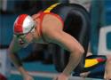 女50米自由泳朱颖文夺金