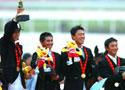 马术团体赛上海夺得金牌