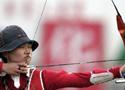 山东得射箭女子团体冠军