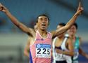 男子800米李翔羽夺冠
