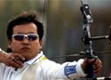 射箭男子团体新疆夺冠
