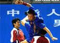 男子手球北京夺得金牌