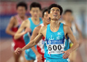 孙文勇夺男5000米冠军