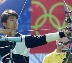 中韩女箭手酝酿奥运级较量