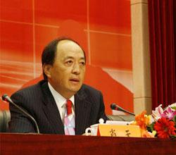 中国亚运代表团官员