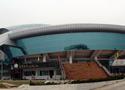 珠海比赛的篮球馆