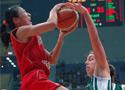 中国女篮热身赛首战告捷