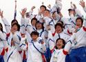 中国台北举行升旗仪式