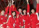 女篮参观长征胜利展
