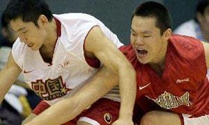 男篮集训备战亚运
