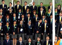 中国澳门举行升旗仪式