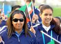 科威特举行升旗仪式