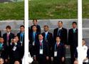 柬埔寨举行升旗仪式