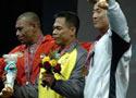 健美泰国选手夺冠