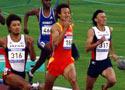 杨耀祖200米夺银