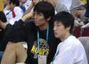 韩国男篮关注中国队