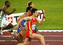 中国晋级4x100米接力决赛