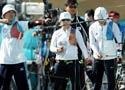 中国台北获射箭铜牌