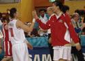 中国女篮狂胜对手
