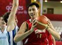 中国男篮获两连胜