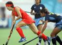 女曲中国胜印度