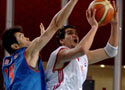 男篮预赛叙利亚负韩国