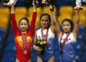 亚运会女子高低杠