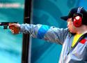 中国获男子速射冠军