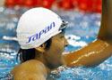 50米仰泳古贺淳也夺冠