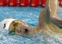 朴泰恒破自由泳亚洲纪录