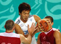 中国台北男篮胜黎巴嫩