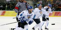 26日看点:瑞典与芬兰小伙儿冰球场上大血拼