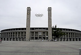 柏林-奥林匹克体育场(Olympiastadion)