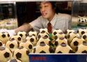 东京销售世界杯蛋糕
