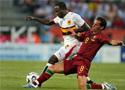 葡萄牙1-0安哥拉集锦