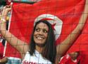 热情的突尼斯球迷