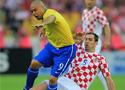 巴西精彩对决克罗地亚