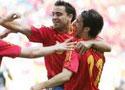 西班牙阿隆索精彩进球