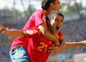 西班牙比利亚射入点球