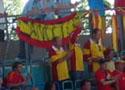 西班牙球迷热情奔放