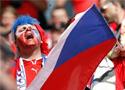 热情的捷克球迷