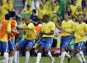 巴西2-0澳大利亚集锦