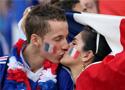 浪漫的法国球迷